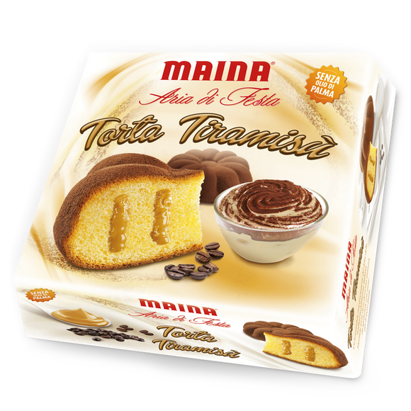 Maina - Torta Tiramisu-The Italian Shop
