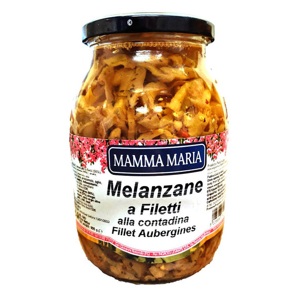 Melanzane A Filetti-The Italian Shop