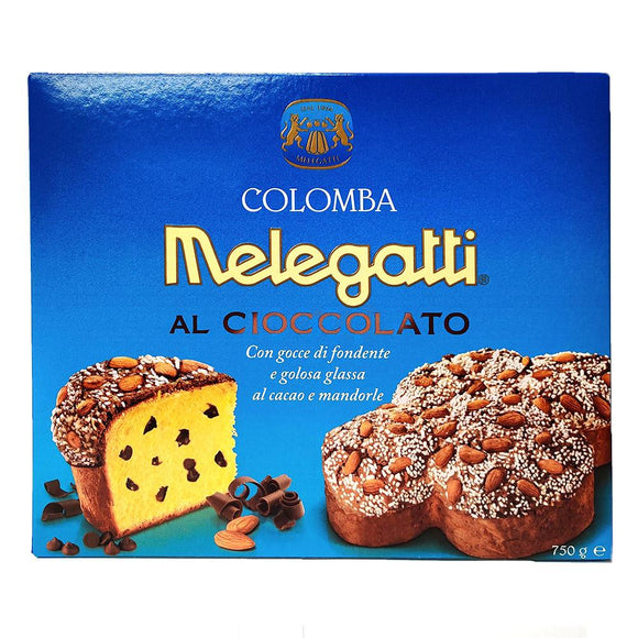 Melegatti - Colomba - Al Cioccolato-The Italian Shop