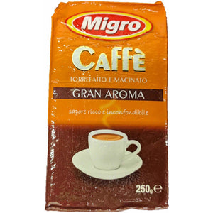 Migro - Caffe Espresso - The Italian Shop - Free delivery