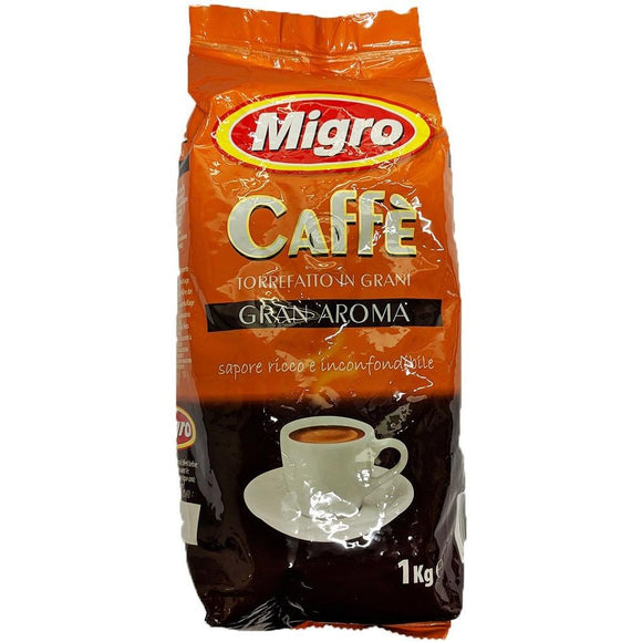 Migro - Caffe - Gran Aroma - The Italian Shop - Free delivery