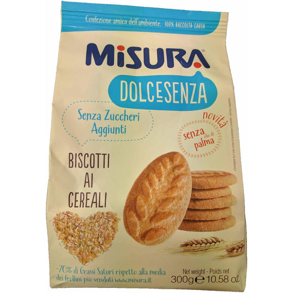 Misura - Biscuit ( no sugar ) - The Italian Shop - Free delivery
