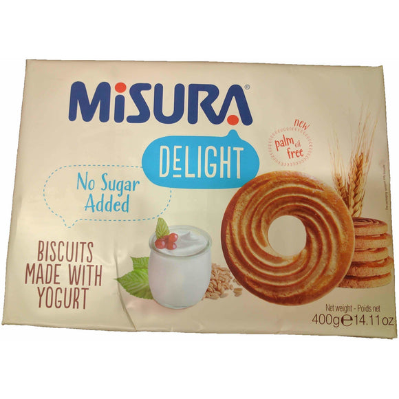 Misura - Biscuits ( no added sugar ) - The Italian Shop - Free delivery