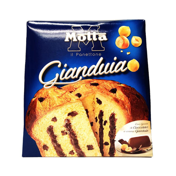Motta - Panettone - Gianduia - The Italian Shop - free delivery
