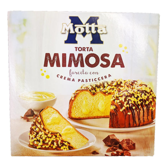 Motta - Torta - Mimosa-The Italian Shop