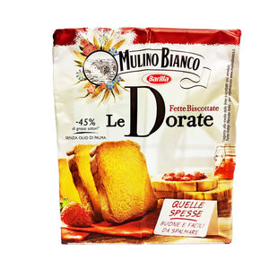 Mulino Bianco - Fette Biscottate - Le Dorate-The Italian Shop
