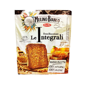 Mulino Bianco - Fette Biscottate - Le Integrali-The Italian Shop