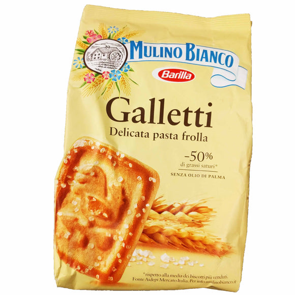 Mulino Bianco - Galletti-The Italian Shop