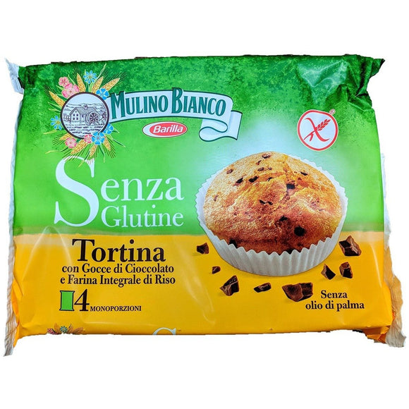 Mulino Bianco - Tortina - Gluten Free - The Italian Shop - Free delivery