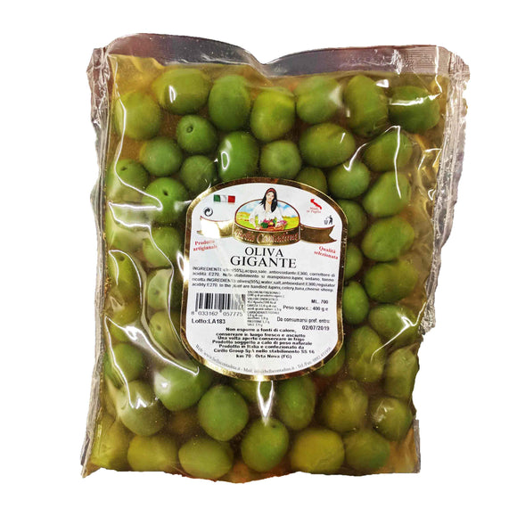 Olives - Oliva Gigante-The Italian Shop