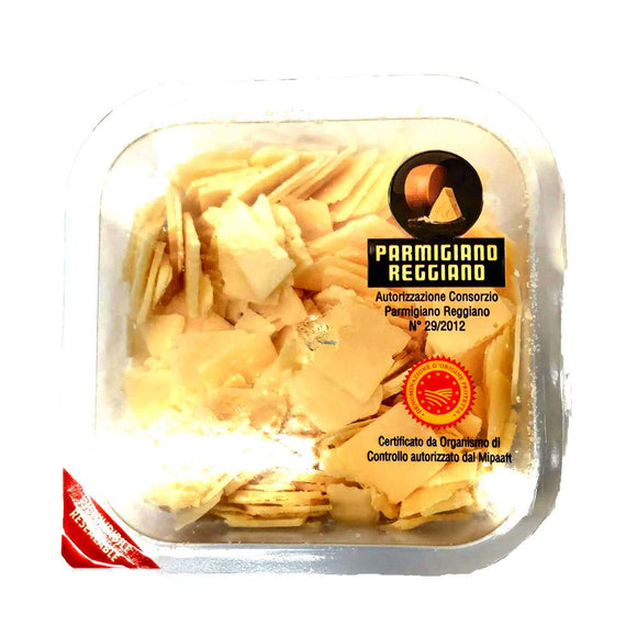 Parmigiano Reggiano - flakes-The Italian Shop