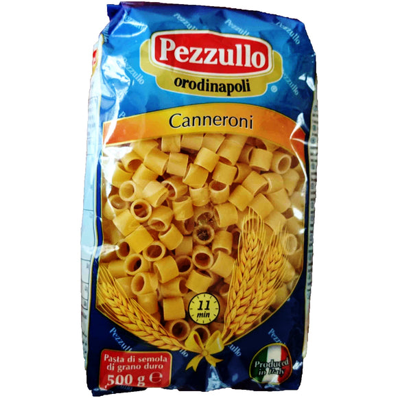 Pezzullo - Canneroni Pasta - The Italian Shop - Free delivery