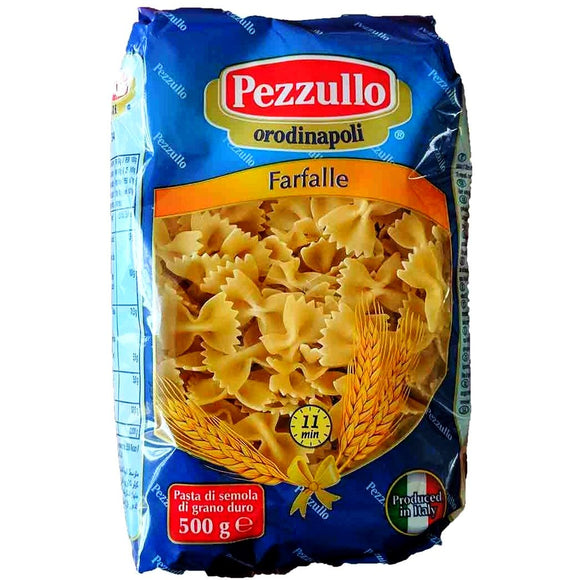 Pezzullo - Farfalle - The Italian Shop - Free delivery