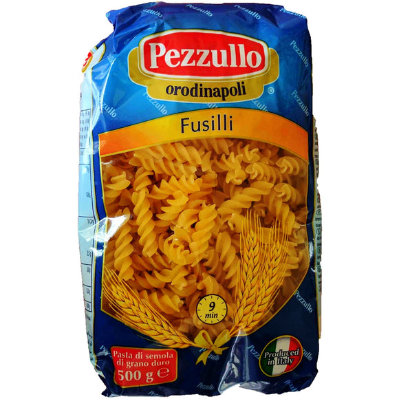 Pezzullo - Fusilli - The Italian Shop - Free delivery