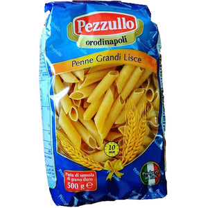 Pezzullo - Penne Grandi Lisce - The Italian Shop - Free delivery