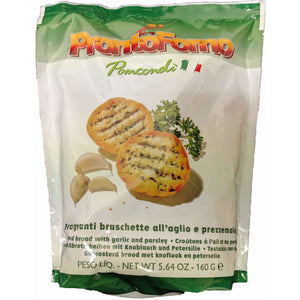 Pronto Forno - Garlic Bruschette - The Italian Shop - Free delivery