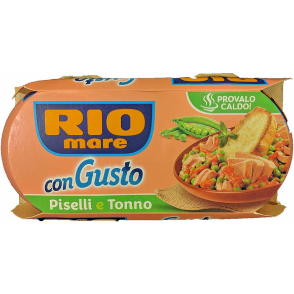 Rio Mara - Tuna with peas - The Italian Shop - Free delivery