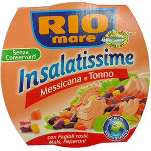 Rio Mare - Insalatissim ( Mexican Tuna Salad ) - The Italian Shop - Free delivery