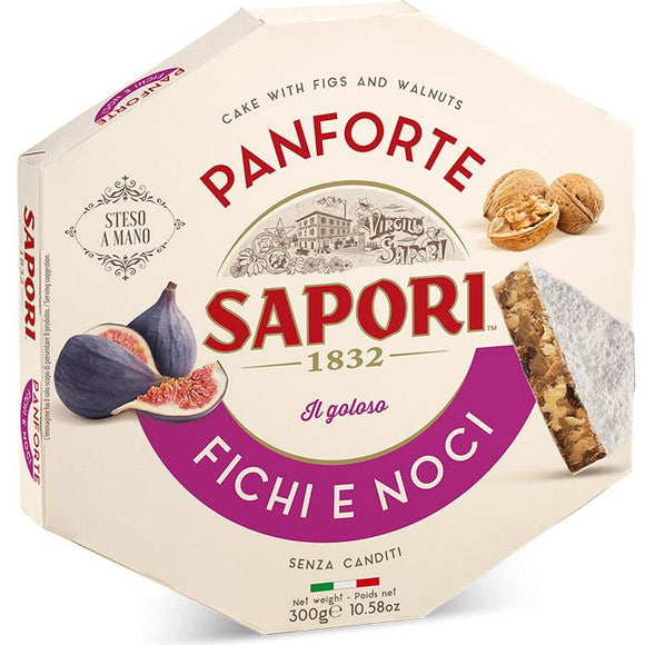Sapori - Panforte - Fig-The Italian Shop
