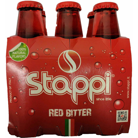 Stappi - Bitter red 6 pack - The Italian Shop - Free delivery