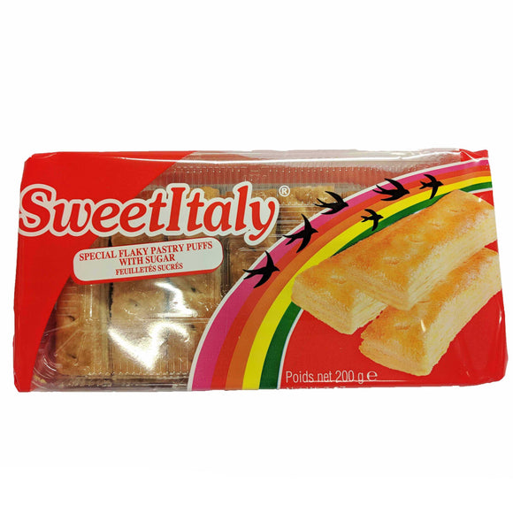 SweetItaly - Pastry Puffs- The Italian Shop - Free Delivery