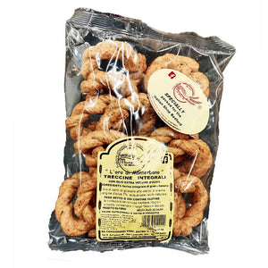 Taralli - Treccine integali-The Italian Shop