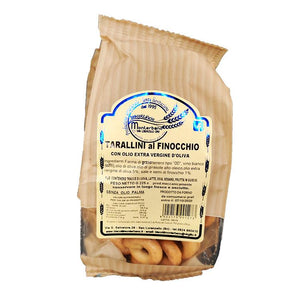 Tarallini al finocchietto-The Italian Shop