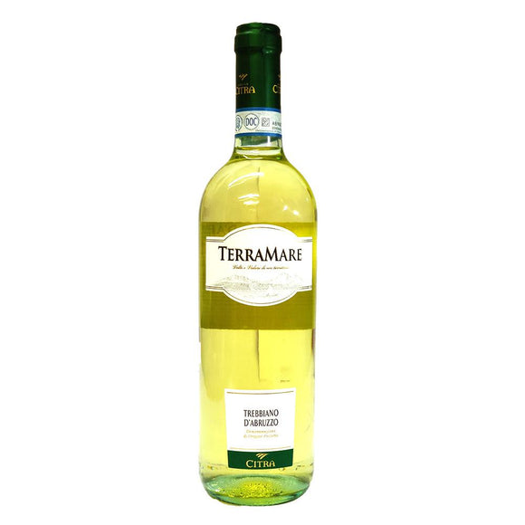 Terramare - Trebbiano - (Alcohol)-The Italian Shop