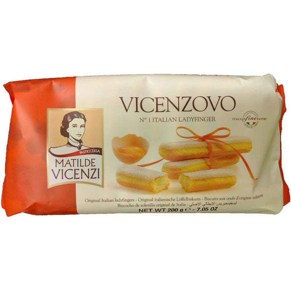 Vincenzi - Sponge Finger - The Italian Shop - Free delivery