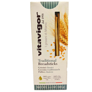 Vitavigor - Traditional Breadsticks -The Italian Shop - Free Delivery