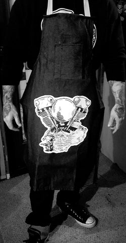 Knucklehead Forever Apron