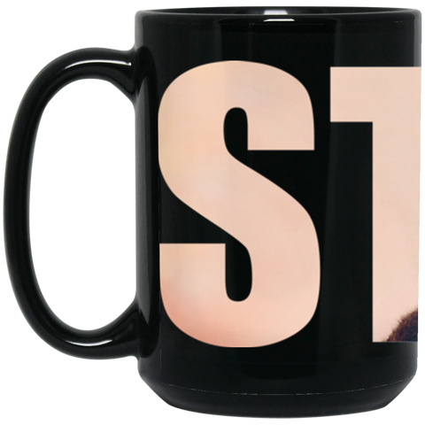 "STAY ""Handsome"" Mug"