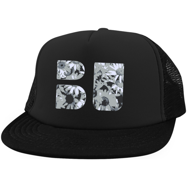 Flower Power BU Trucker