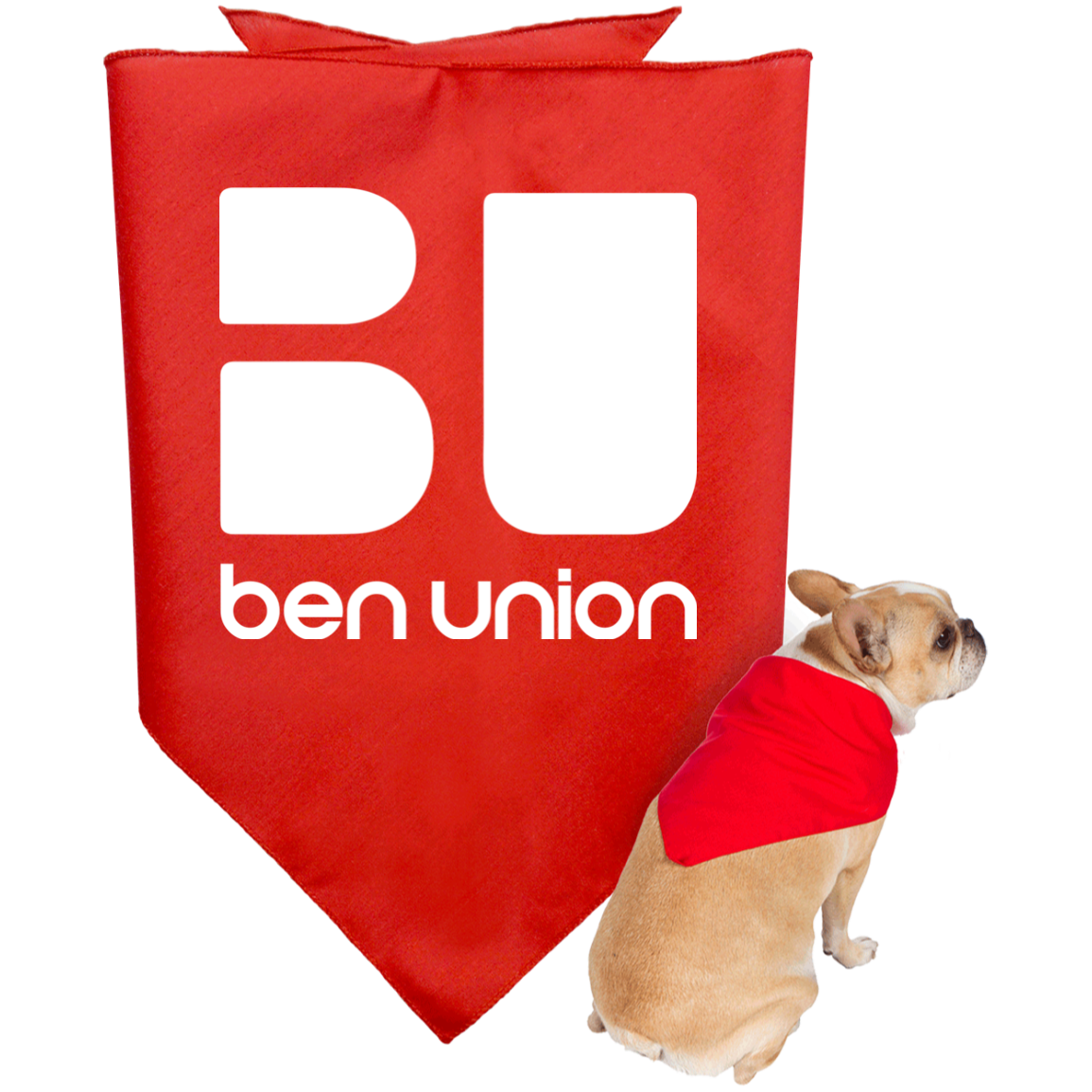 BU Flagship Furry Friends Bandana