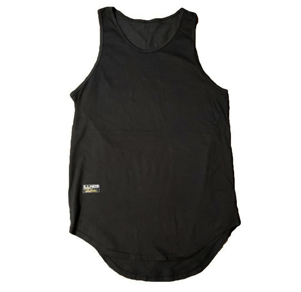 C&S Black Tank top