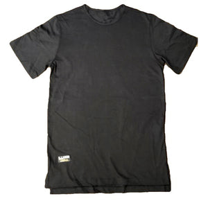 C&S Black Extended Tee