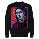 Frida Kahlo sweater, Frida crewneck