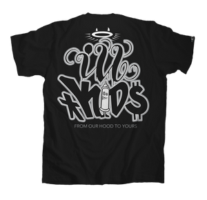 Graffiti art shirt