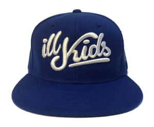 IKSW Revamped Logo Royal Blue Snapback