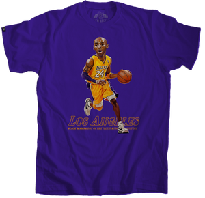 Legends -Kobe Black Mamba Purple