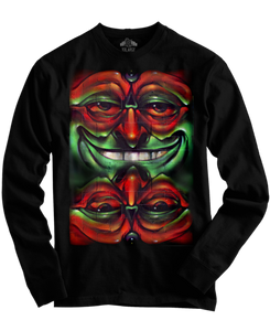 long sleeve smile now cry later