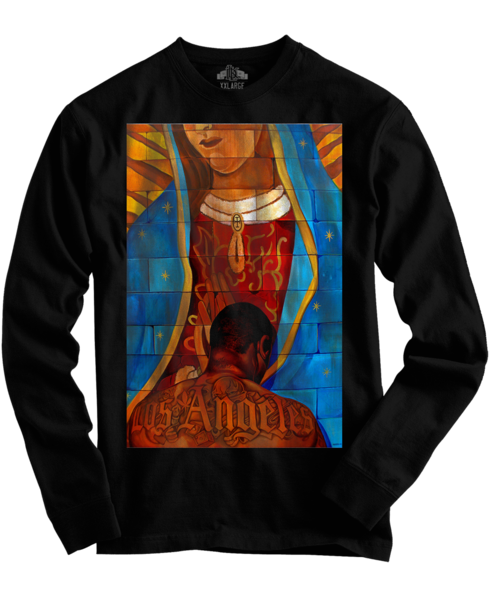 Long sleeve Virgin Mary Shirt
