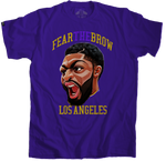 Fear The Brow - AD Purple