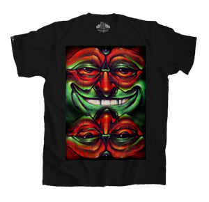 Vyal graffiti monster shirt