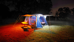 DISCOVER HARD KORR® CAMP LIGHTING