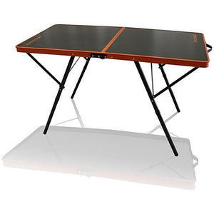Darche Traka Series Camping Table - 42 Inch - All Metal - Heavy Duty  Tents Elevated