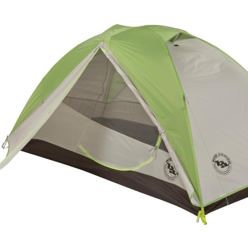 Big Agnes Blacktail Tent & Footprint - 2, 3 & 4 Person Models  Tents Elevated