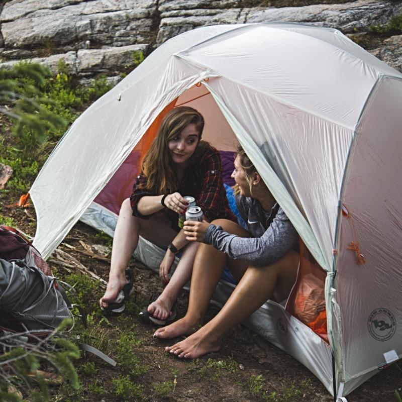 Big Agnes Copper Spur Platinum Ultralight Backpacking Tents - 2 & 3 Person Models-Tents Elevated