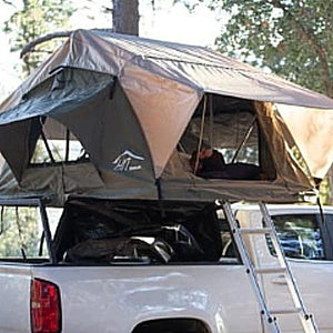 HITents Expedition Grade Jalama Roof Top Tent - 4 Season - 3 Person RTT ONLY Tents Elevated