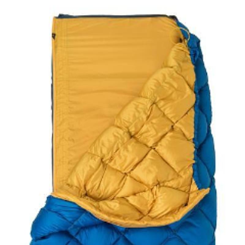 Big Agnes Yampa 45° Down Tek Sleeping Bag - Regular & Long Sizes  Tents Elevated